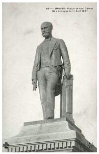 Statue-Carnot-Limoges-194x300 dans Histoire