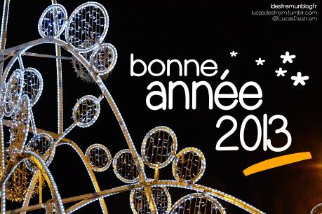 > Bonne année 2013 ! dans Perso bonneannee2013