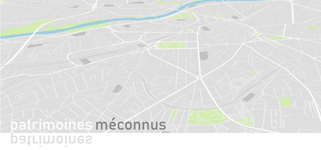 patrimoines meconnus